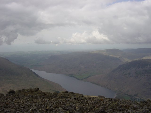 Wastwater from Scafell