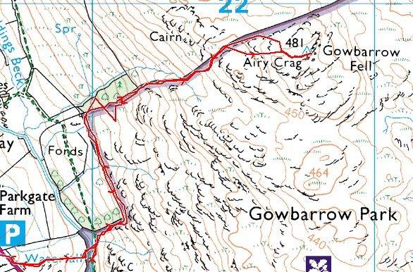 Gowbarrow