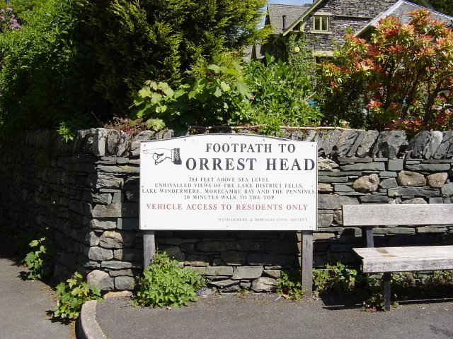 23rd May - Orrest Head 030