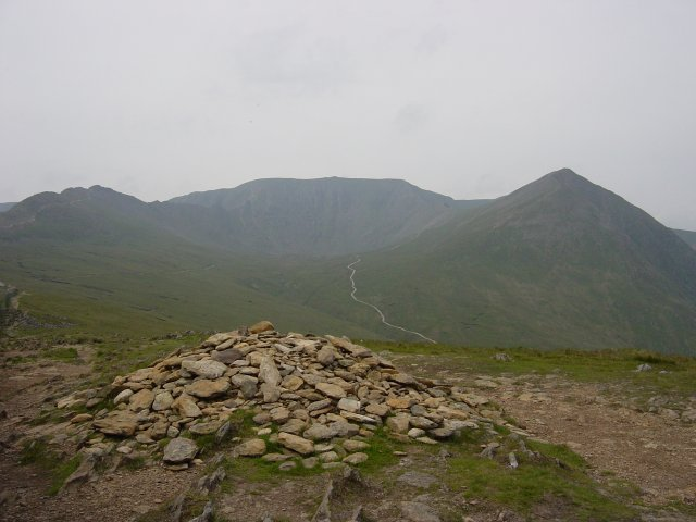 8th June - Helvellyn and the Edges 014
