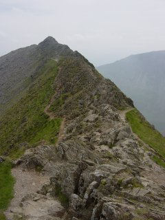 8th June - Helvellyn and the Edges 023