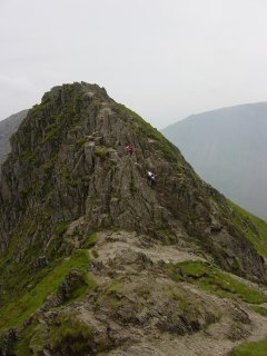 8th June - Helvellyn and the Edges 027