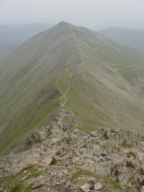8th June - Helvellyn and the Edges 037