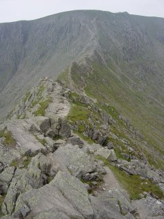 8th June - Helvellyn and the Edges 021