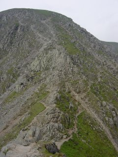 8th June - Helvellyn and the Edges 025
