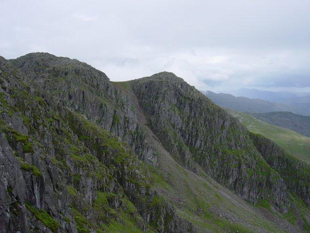 21st June - Crinkle Crags 045