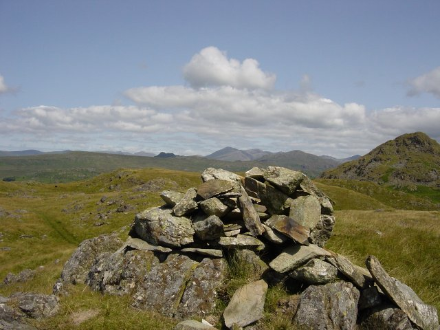 13th July - Stickle Pike 014