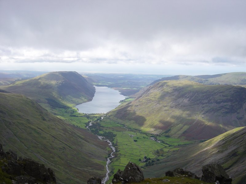 23rd September - Great Gable 050