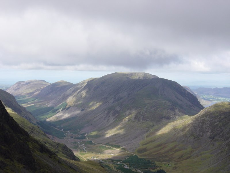 23rd September - Great Gable 054