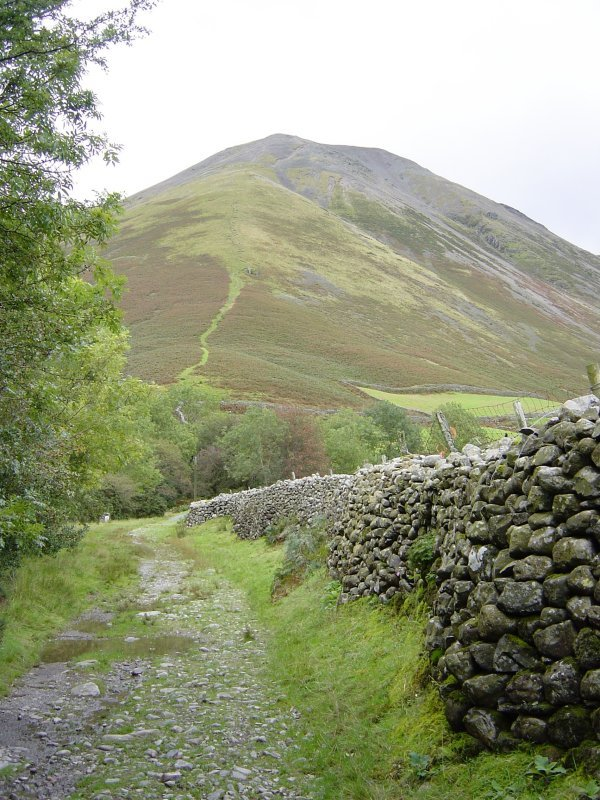 23rd September - Great Gable 001