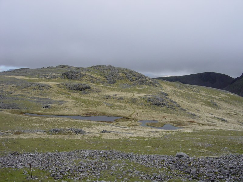 23rd September - Great Gable 026