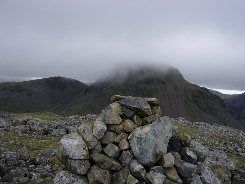 23rd September - Great Gable 030