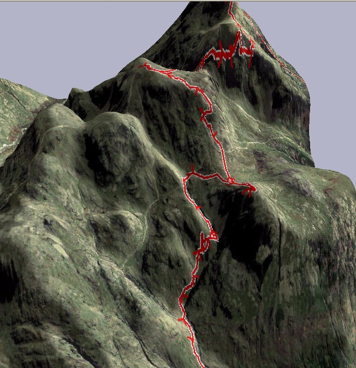 Scafell Pike 3D