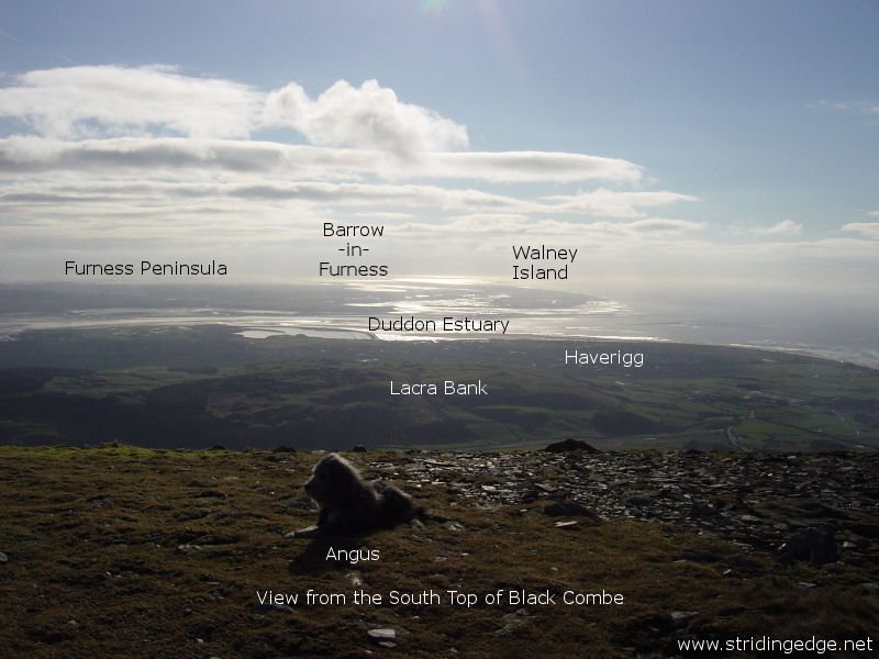 Black Combe - 17.02.05 033 annotated