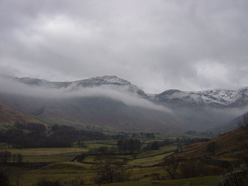 The Langdale Pikes  - 10.03.05 001