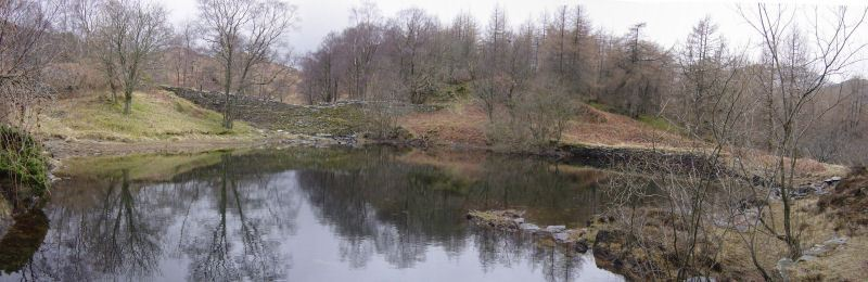panorama7_tarn on holme fell
