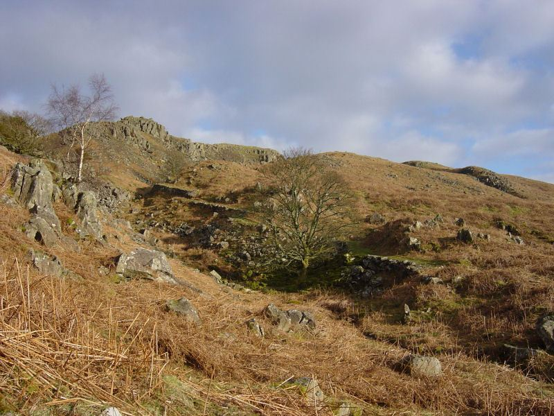 Dunnerdale Fells - 25.03.05 055