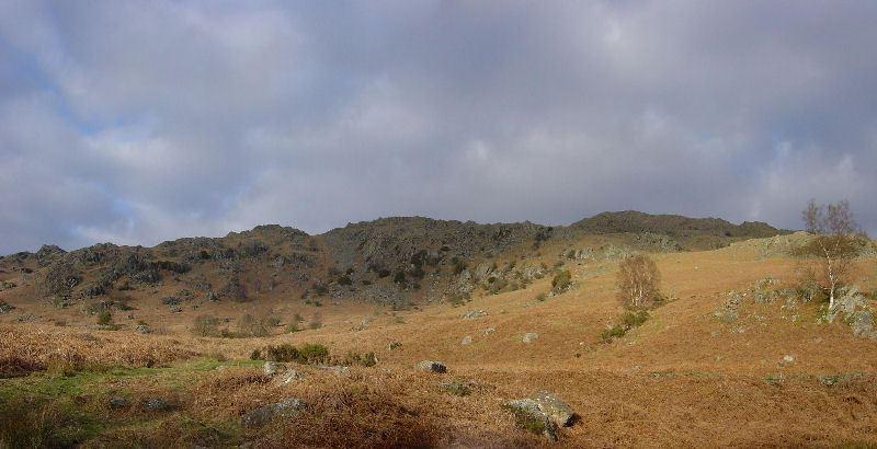 Dunnerdale Fells - panorama7