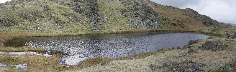 Dunnerdale Fells - panorama2