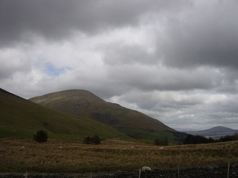 Latrigg - 11th April 001