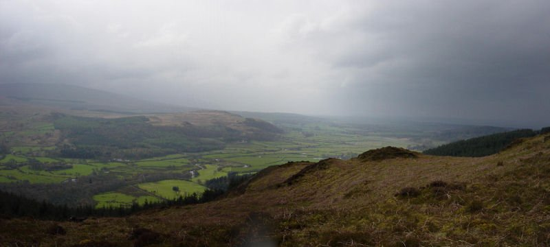 Muncaster Fell - panorama6