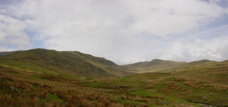 Caudale Moor - panorama3