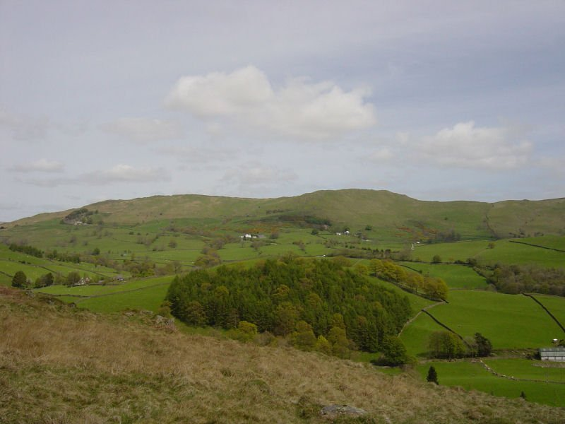 Hugill Fell - 4th May 001