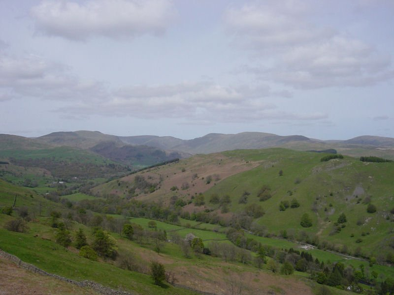 Hugill Fell - 4th May 005