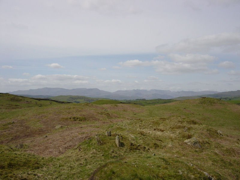 Hugill Fell - 4th May 009