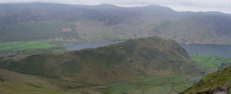 Grasmoor - panorama2