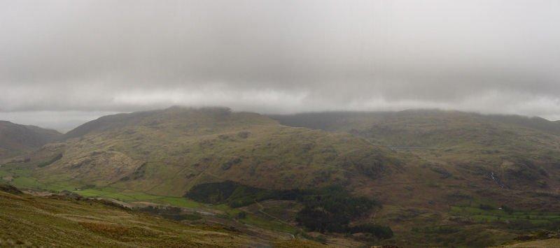 Harter Fell - panorama1