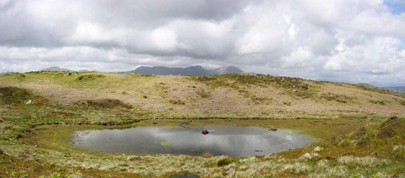 Blawith Knott - Panorama3