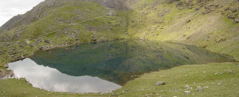 Coniston Old Man - panorama6