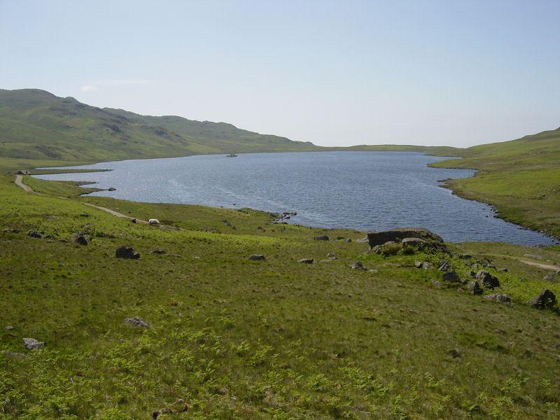 Devoke Water - 8th June 062