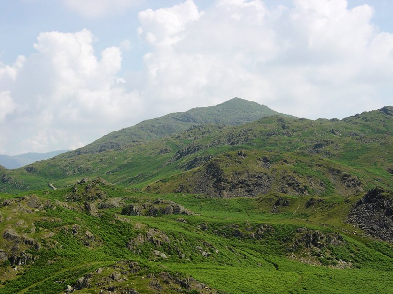 Stickle Pike - 12th July 002