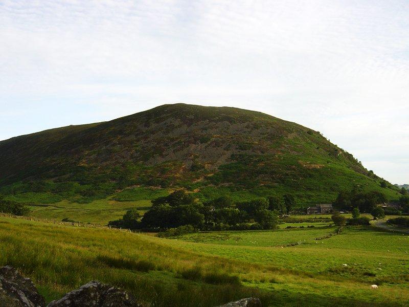 Back O' Skiddaw - 13th July 001