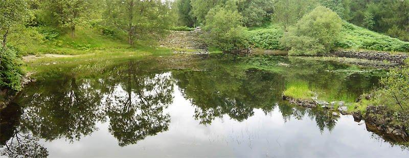 Holme Fell - panorama6