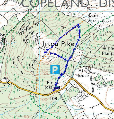 Irton Pike