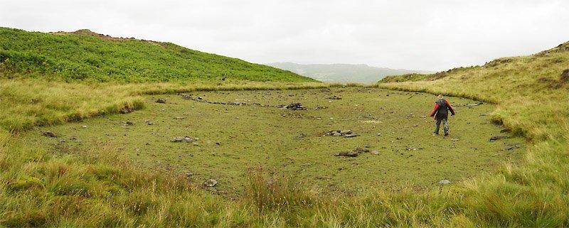 Blawith Knott - panorama1