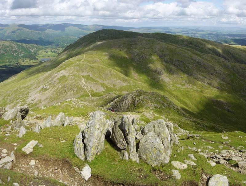 Coniston Round - panorama7