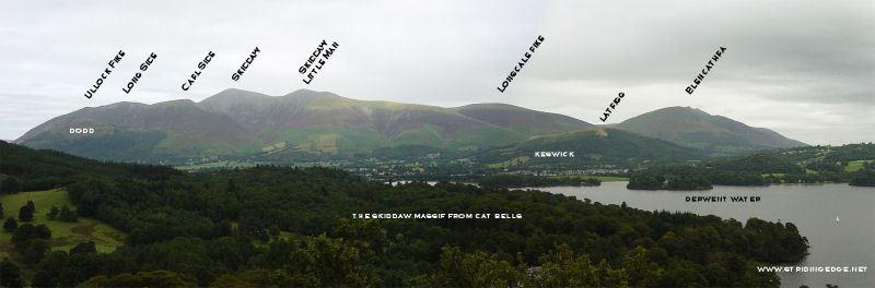 Cat Bells - panorama1_small