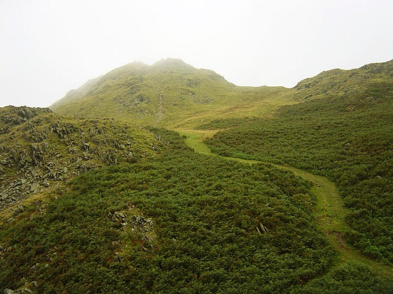 Stickle Pike - 7th September 008