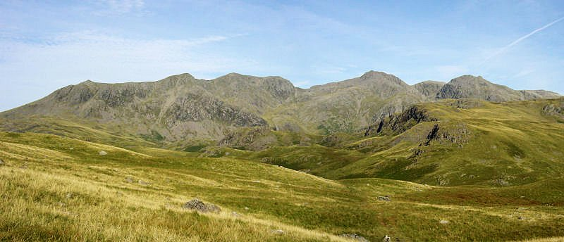 Bow Fell - Panorama2