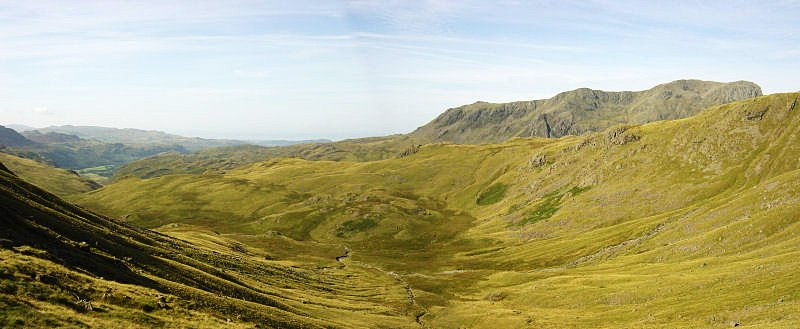 Bow Fell - Panorama3