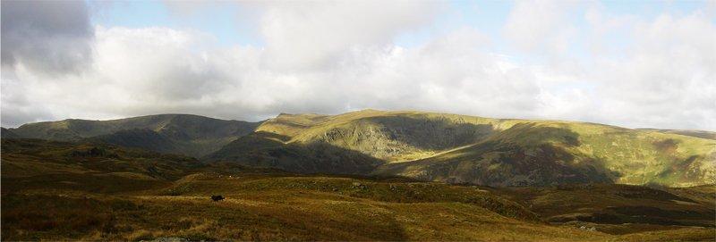 The Naddle Horseshoe - panorama1