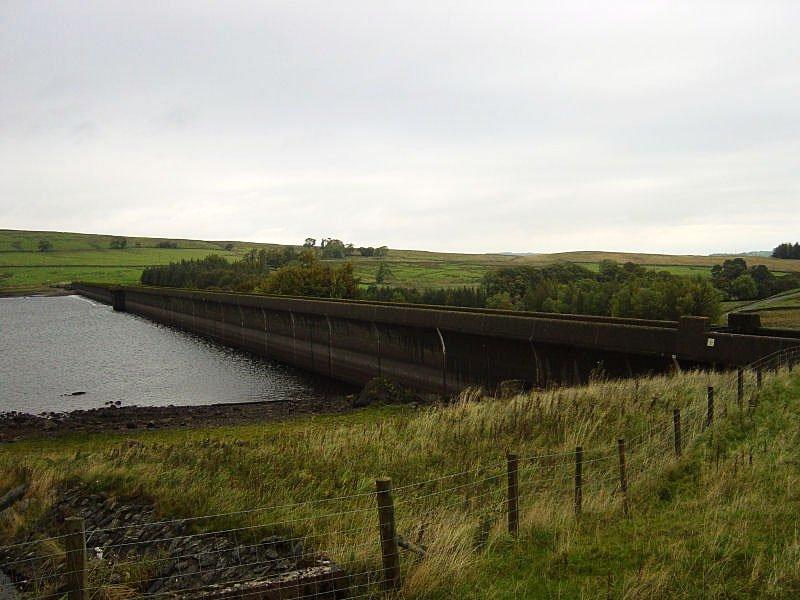 The Wet Sleddale Horseshoe - 10th October 002
