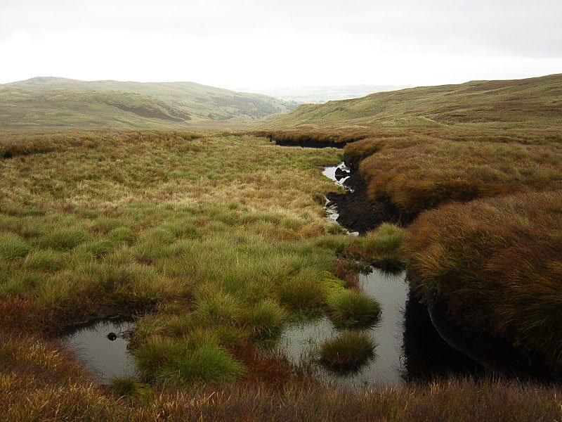The Wet Sleddale Horseshoe - 10th October 039