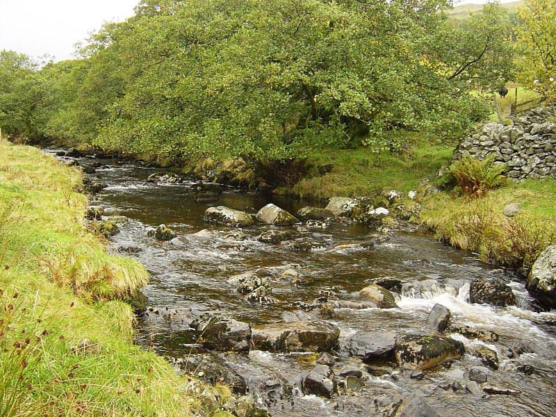 The Wet Sleddale Horseshoe - 10th October 049