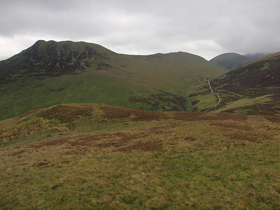 Causey Pike from Stile End