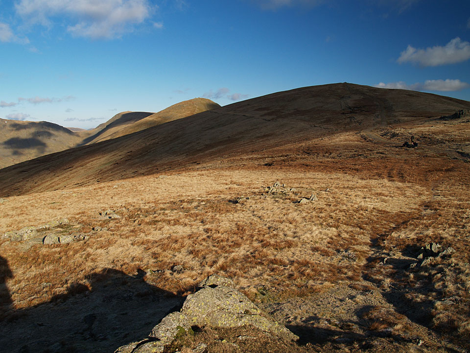 Yoke, Ill Bell, Froswick and Thornthwaite Crag